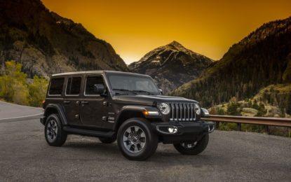 Anteprima nuova Jeep Wrangler
