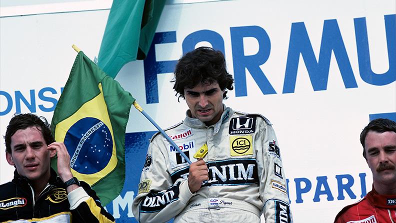 Piquet vs Senna: i ragazzi venuti dal Brasile