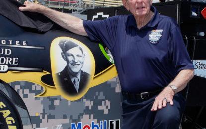 """NASCAR: la scomparsa di Walter """"Bud"""" Moore"""