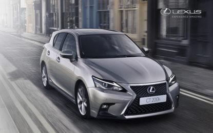 Lexus CT Hybrid MY 2018