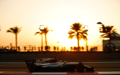 Abu Dhabi: nelle libere nuovo record assoluto