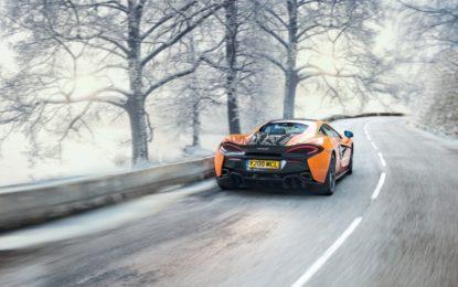 McLaren e Pirelli: gomme e cerchi per Sports Series