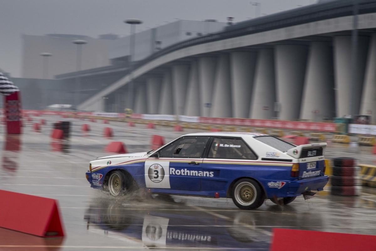 Il motorsport classico in scena a MilanoAutoClassica