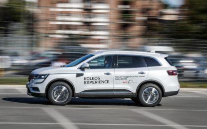 Renault Koleos nella flotta Avis Autonoleggio