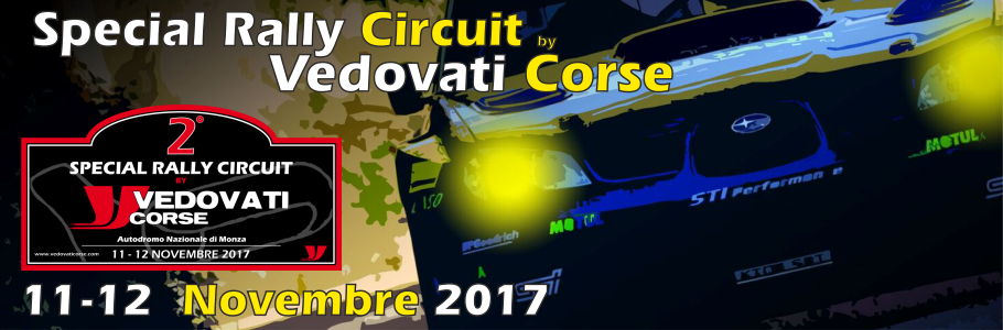Special Rally Circuit by Vedovati Corse