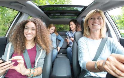 Una ricerca Shell sulle emozioni alla guida