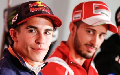 MotoGP: pronti per il duello finale di Valencia