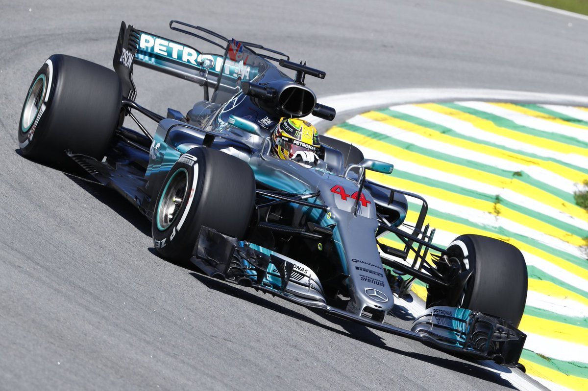 Brasile: doppietta Hamilton-Bottas anche nelle FP2