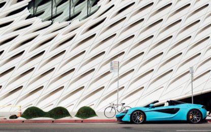 McLaren 570S Spider: prima a Milano AutoClassica