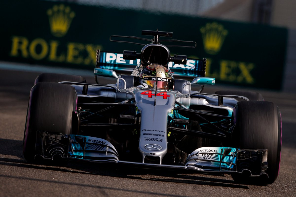 Abu Dhabi: Hamilton-Vettel nelle FP2