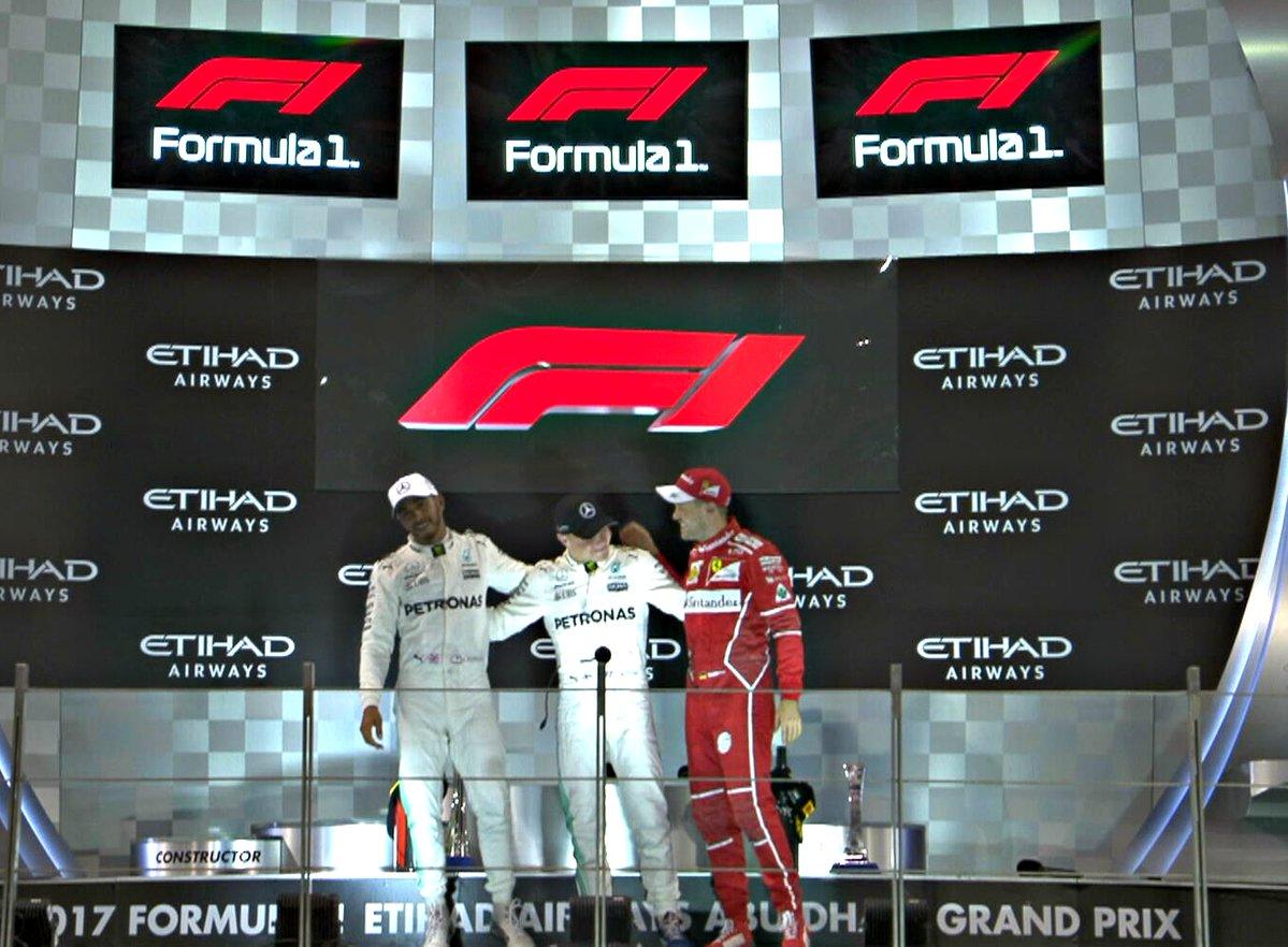 Abu Dhabi: Liberty Media presenta il nuovo logo F1