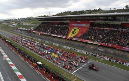 Nel 2018 le Finali Mondiali Ferrari tornano a Monza!