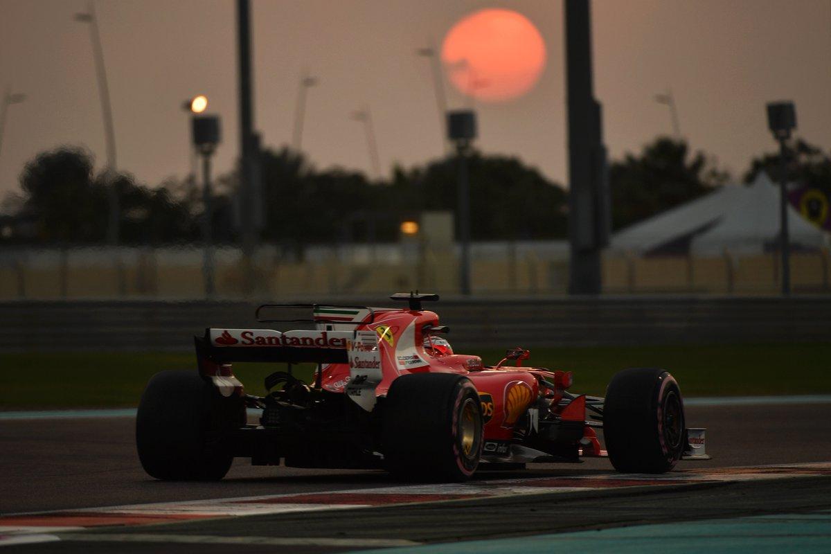 Vettel chiude i test pneumatici davanti a tutti