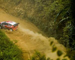 WRC: in Australia Citroën e Lefebvre volano!