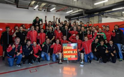 WEC: Ferrari campione del mondo Costruttori