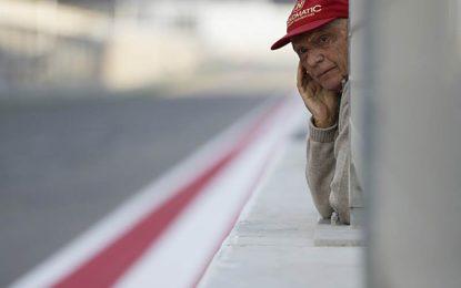"""Wolff: """"Ora più che mai in F1 manca la voce di Niki"""""""
