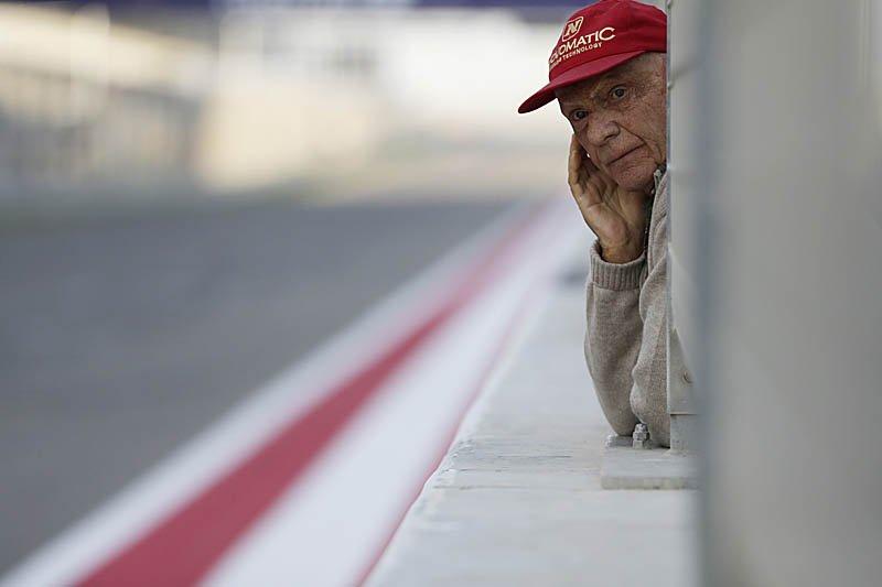 Lauda preoccupato del futuro della F1