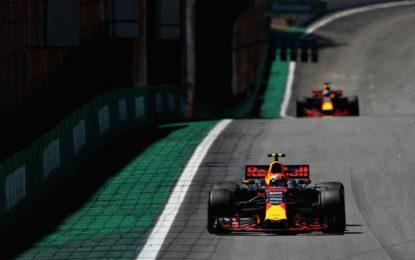 La Red Bull cambia strategia