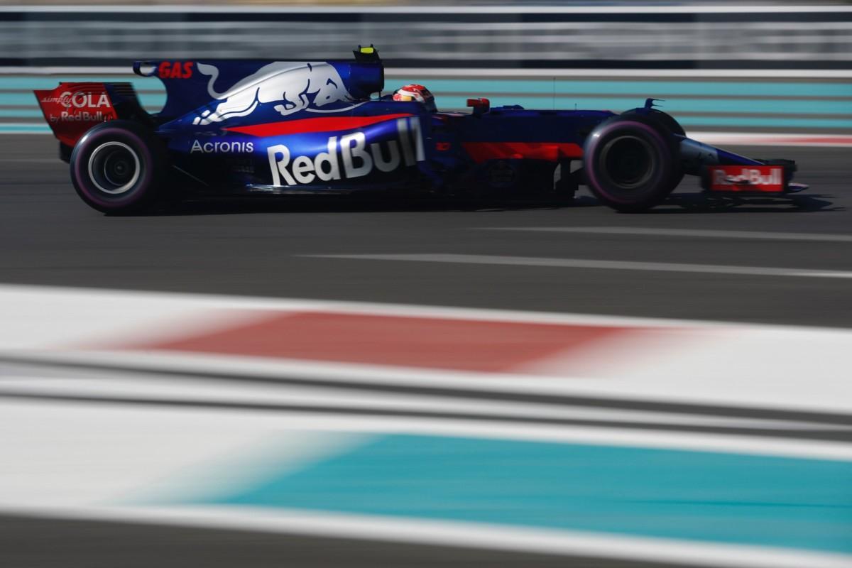 Abu Dhabi: Toro Rosso farà di tutto per il 6° posto