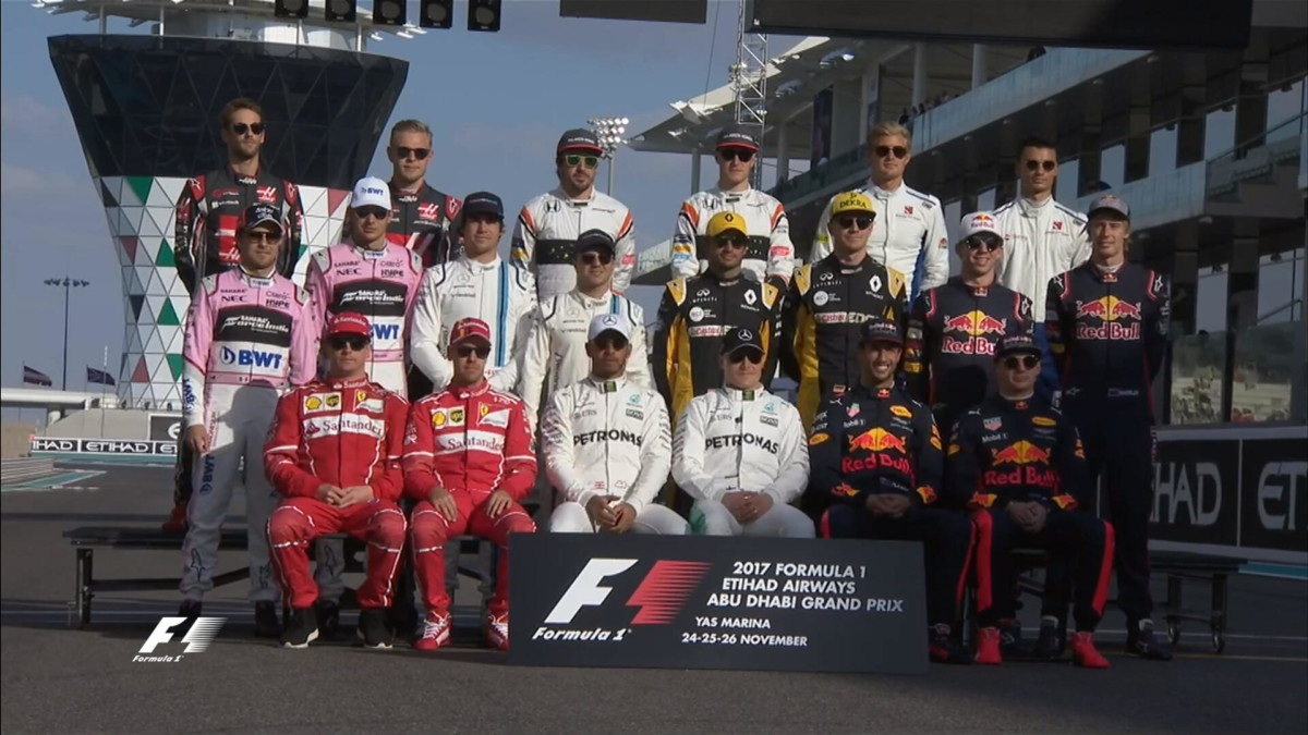 La top 10 piloti 2017 secondo i team boss