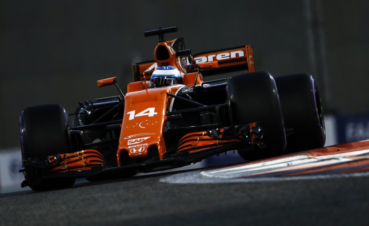 Grosjean prevede una McLaren molto forte
