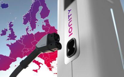 IONITY per la ricarica rapida in Europa