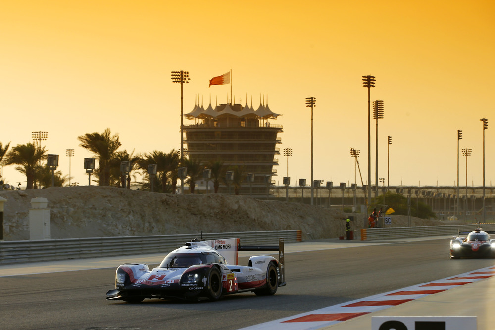 In Bahrain la Porsche dice addio al WEC