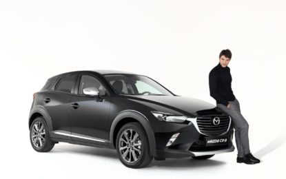 Mazda CX-3 Limited Edition in Partnership With Pollini