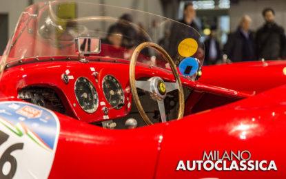 Milano AutoClassica: auto per oltre 150 milioni di euro