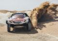 Con Peugeot vinci anche tu la Dakar