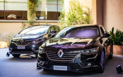 Renault EXECUTIVE: tecnologia per il business