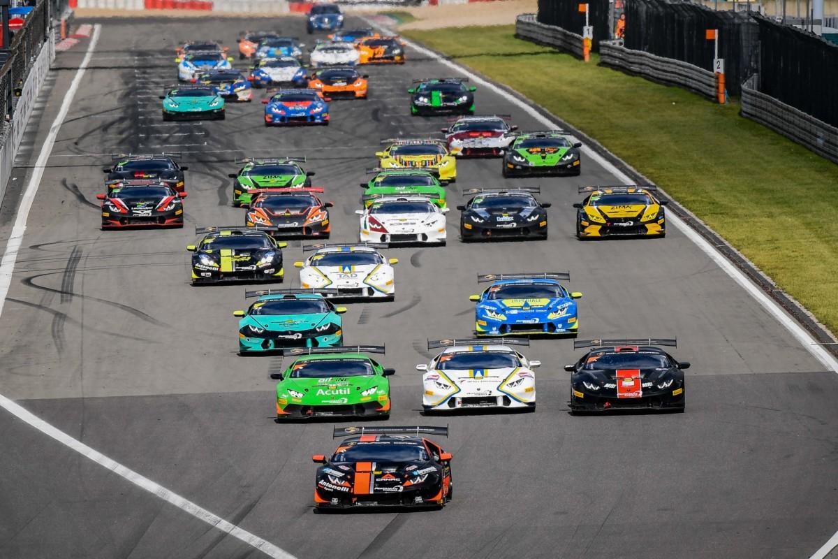 Finale Mondiale Lamborghini a Imola nel weekend