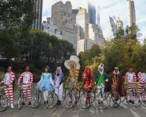 Pirelli a Central Park per il Calendario 2018