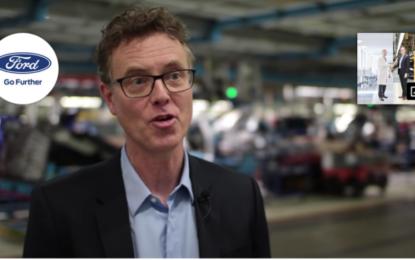 Ford e il CIO di Colonia: scambio di competenze