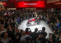 EICMA: Ducati Panigale V4 moto più bella