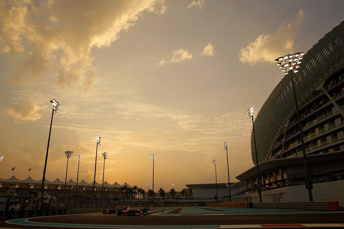 Abu Dhabi: in pista le tre mescole più morbide