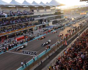 Abu Dhabi: gli orari del weekend in TV in diretta su Sky e TV8