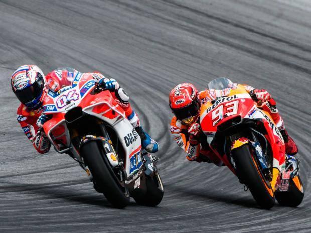 MotoGP: duello finale a Valencia, gli orari TV