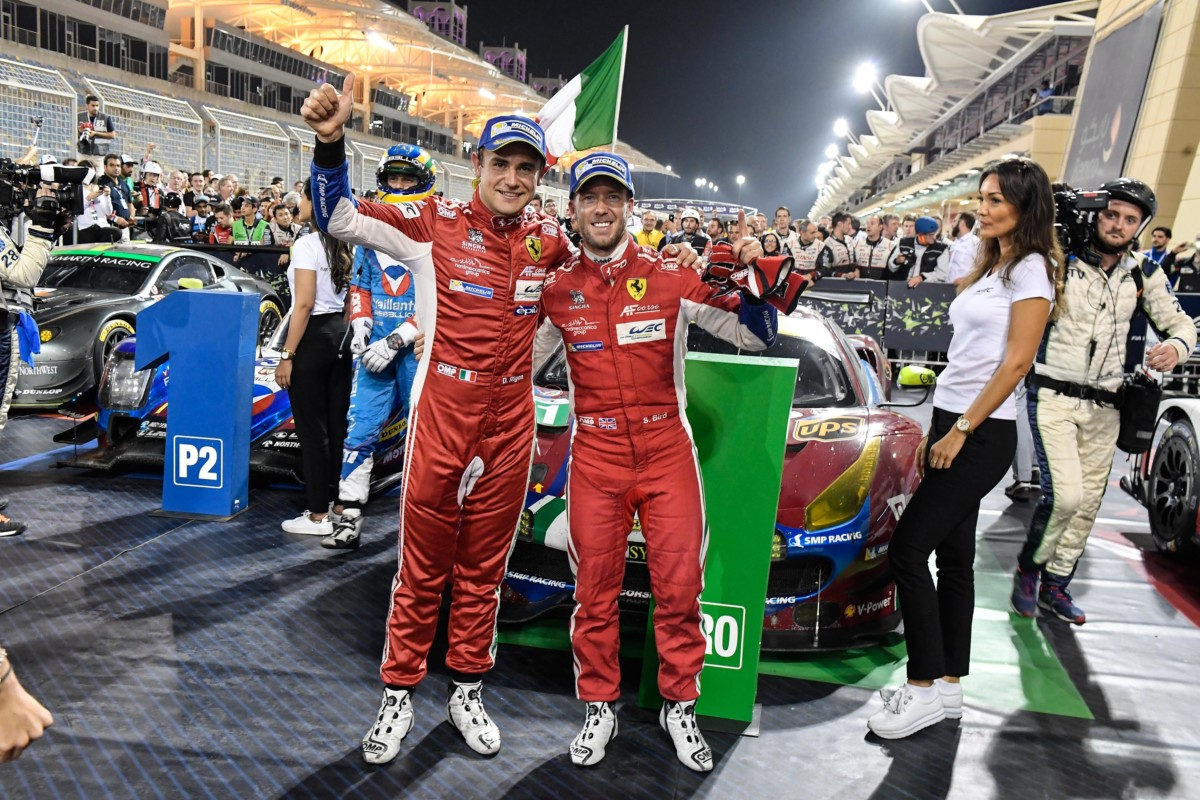 Rigon: il punto sul Bahrain e la stagione GT WEC