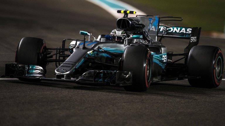 Abu Dhabi: l'ultima pole è di Bottas