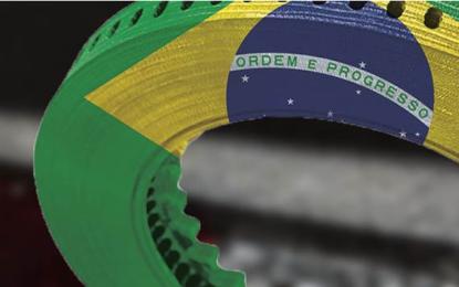 Brasile: l'impegno degli impianti frenanti