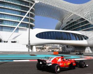 Abu Dhabi: set e mescole scelti dai piloti
