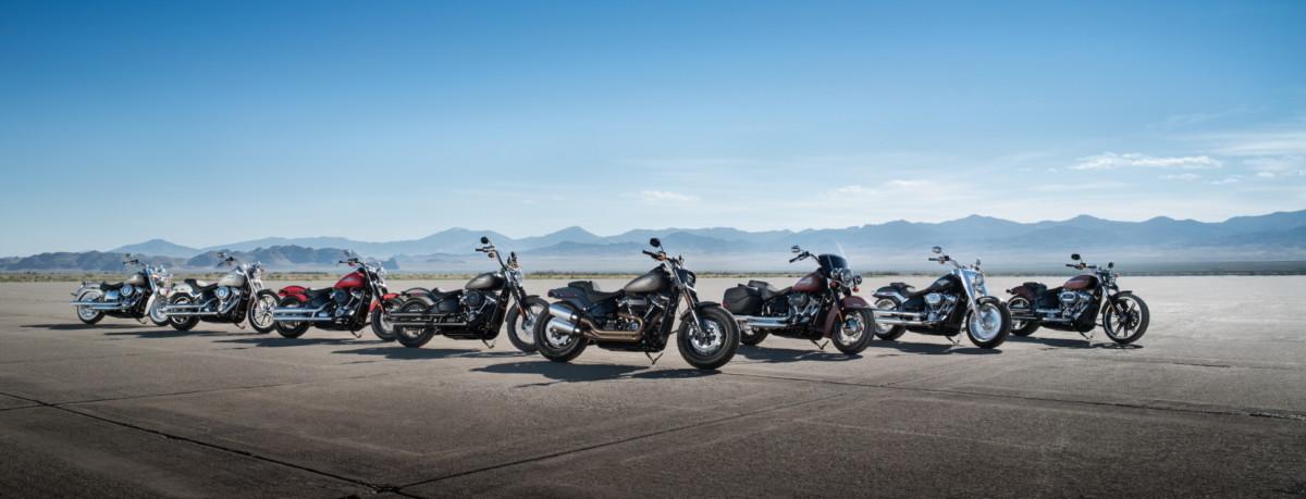 Tutte le novità Harley-Davidson a EICMA