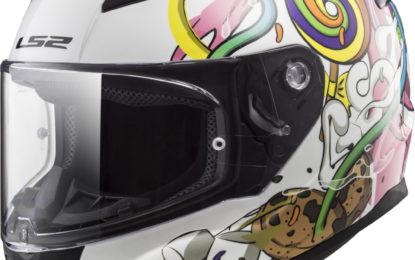 LS2 RAPID MINI FF353J per i piccoli motociclisti