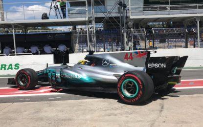 Brasile: dominio Mercedes nelle FP1