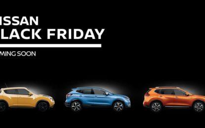 Black Friday in casa Nissan