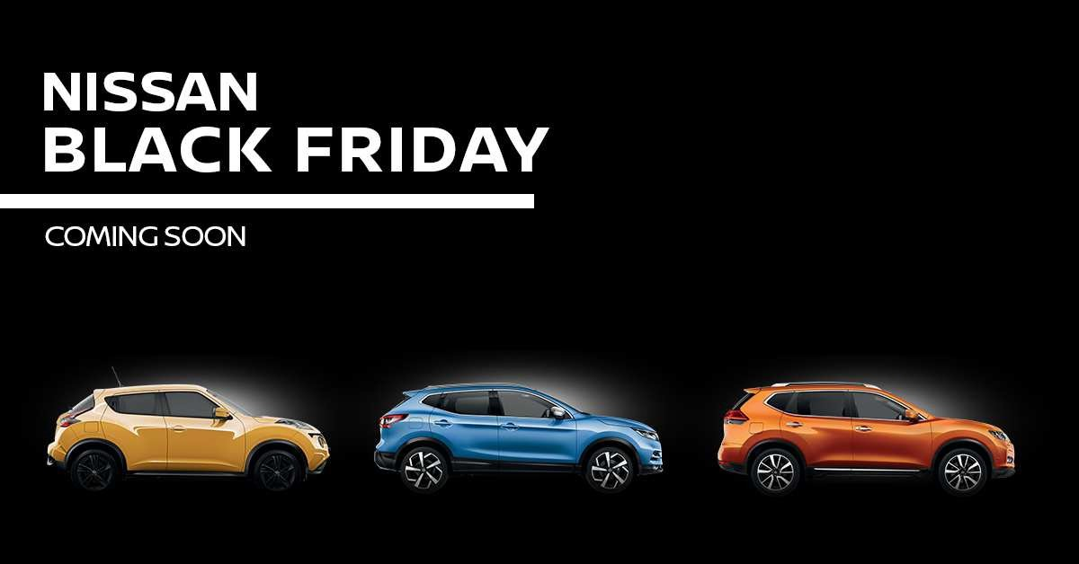 Black Friday in casa Nissan