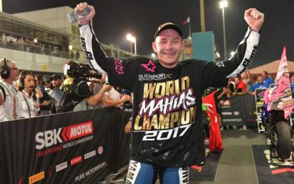 SBK Qatar: vince Rea, Mahias campione Supersport