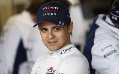 Felipe Massa lascia Williams e Formula 1