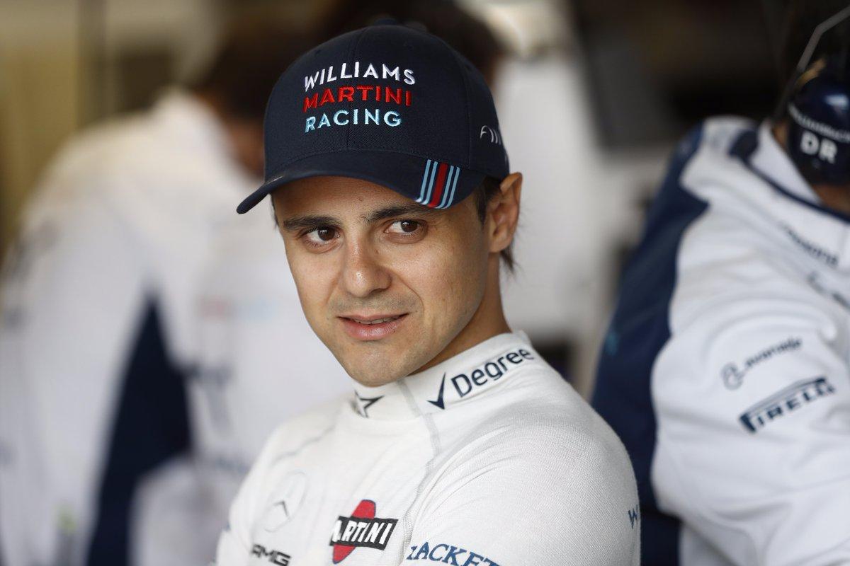Felipe Massa lascia Williams e Formula 1